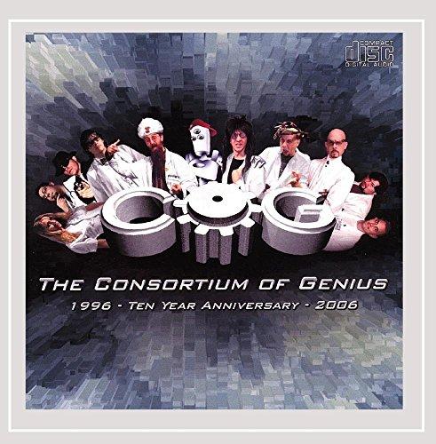 The Consortium of Genius - 10th Anniversary Compilation