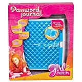 Girl Tech Password Journal - Turquoise