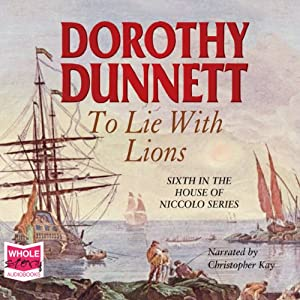 To Lie With Lions | [Dorothy Dunnett]