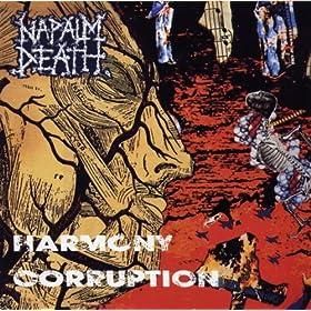 Cubra la imagen de la canción Mind snare por Napalm Death
