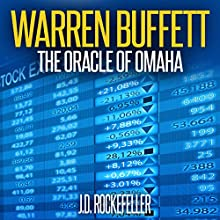 Warren Buffett: The Oracle of Omaha Audiobook by J.D. Rockefeller Narrated by Mike Norgaard