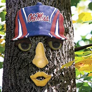 Buy Team Sports America Mississippi Rebels Forest Face by Team Sports America