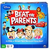 Disney Beat The Parents Board Game - Who Knows Disney Best?