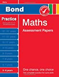 Bond Maths Assessment Papers 5-6 Years L J Frobisher