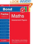 Bond Maths Assessment Papers 5-6 Years