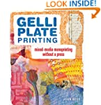 Gelli Plate Printing: Mixed-Media Mon...