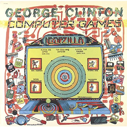 Computer Games: Limited (George Clinton Computer Games compare prices)