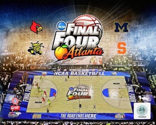2013 NCAA Final Four Photo 11x14 - Louisville, Michigan, Syracuse, Wichita State ncaa 10