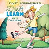 2015 MARY ENGELBREIT's Live and LEARN MINI Wall Calendar