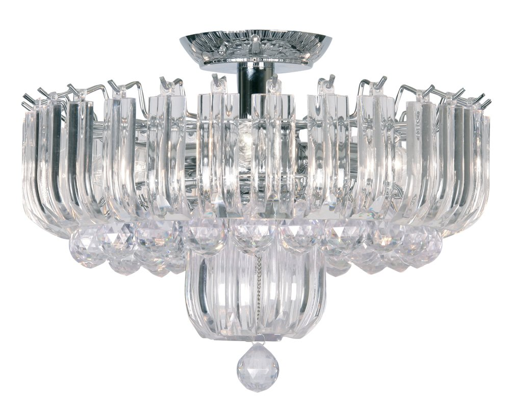 Oaks Lighting Hängelampenschirm, Acryl, 3-stufig