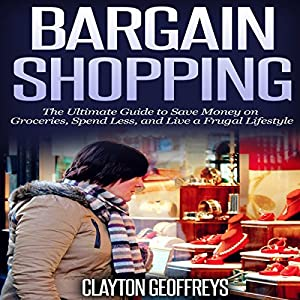 Bargain Shopping Audiobook