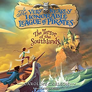 The Terror of the Southlands Audiobook