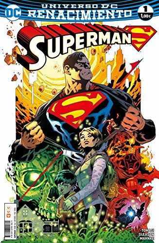 Superman núm. 56/ 1 (Renacimiento) (Superman (Nuevo Universo DC))