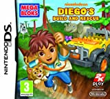Go Diego Go : Build and Rescue (Nintendo DS)