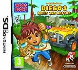 Go Diego Go : Build and Rescue (Nintendo DS)