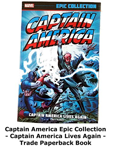 Review: Captain America Epic Collection