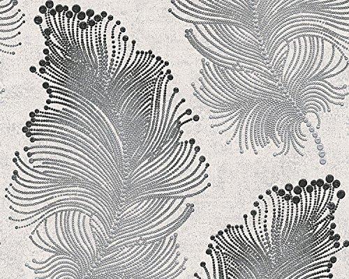 noir-et-argent-plume-96045-papier-peint-en-vinyle-6
