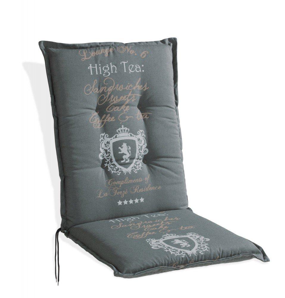 Sesselauflage Polsterauflage grau für Mittellehner Anton 5 kaufen
