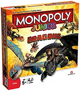 Monopoly Junior Dragons