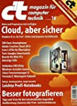 CT Magazin f�r Computertechnik [Jahre...