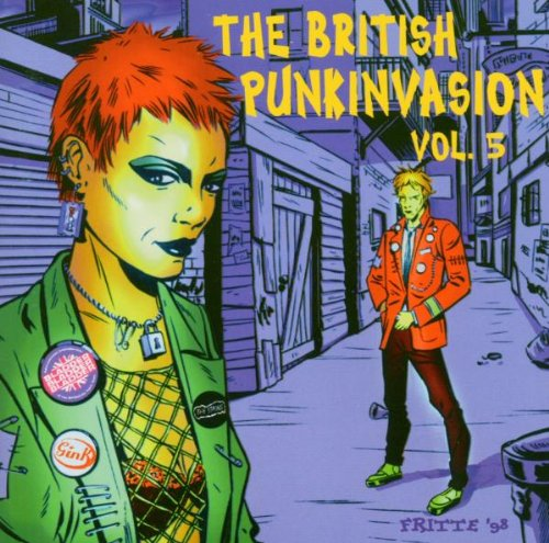 British Punk Invasion 5
