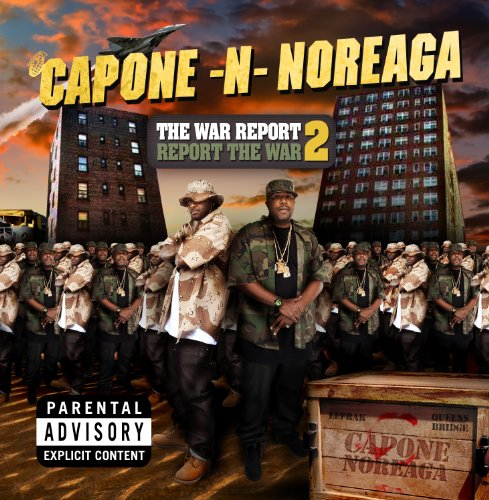 Capone-N-Noreaga-The War Report 2 Report The War-CD-FLAC-2010-PERFECT Download