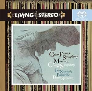 Franck : Symphonie en ré mineur -  Stravinsky : Pétrouchka