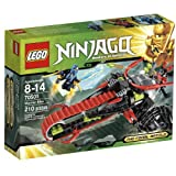 Warrior Bike LEGO® Ninjago Set 70501
