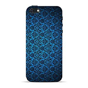 Mobile Back Cover For Apple iPhone SE (Printed Designer Case)