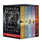 A Game of Thrones: The Story Continues: A Complete boxset of Books 1-4 (A Song of Ice and Fire)di George R. R. Martin