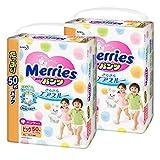 メリーズパンツ(pants) さらさらエアスルー ビッグサイズ(size) (12~22kg) 100枚 (50枚×2) ランキングお取り寄せ