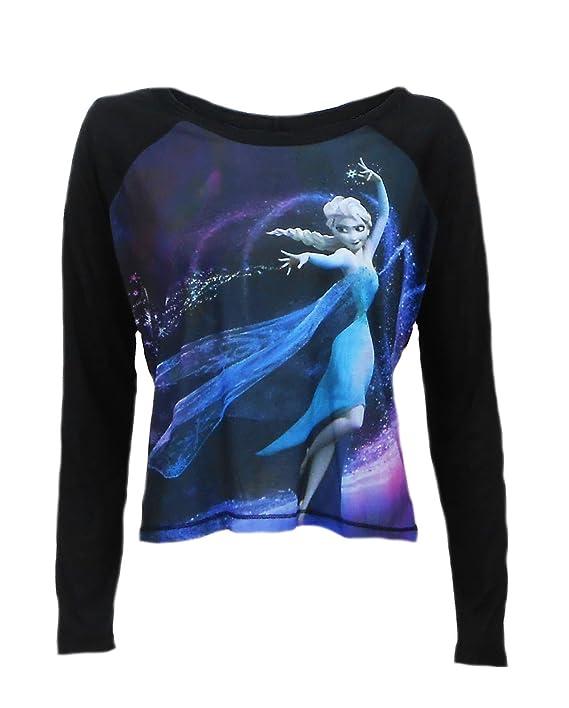 Disney Frozen Elsa's Magical Sublimated Pullover Junior