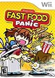 Fast Food Panic - Nintendo Wii