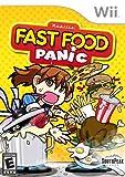 echange, troc WII FAST FOOD PANIC [Import américain]