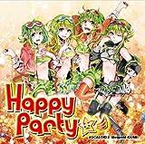Happy Party☆彡 - VOCALOID(tm)3 Megpoid(GUMI) -