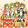 Happy Partyc - VOCALOID(tm)3 Megpoid(GUMI) -