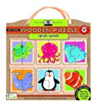 Green Start Wooden Puzzles: Splish Sp...