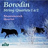 A. Borodin Borodin String Quartets 1 & 2