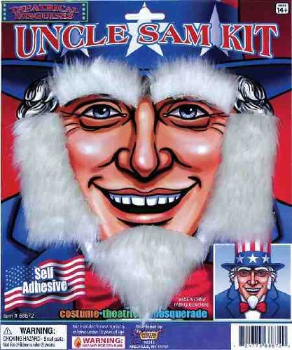 Uncle Sam Kit Adult Accessory