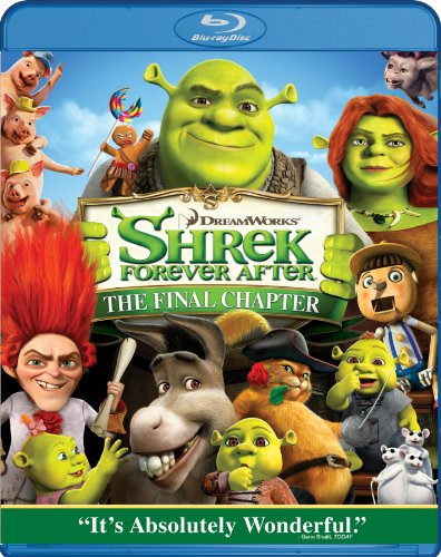 ���� �������� / Shrek Forever After (2010) BDRip