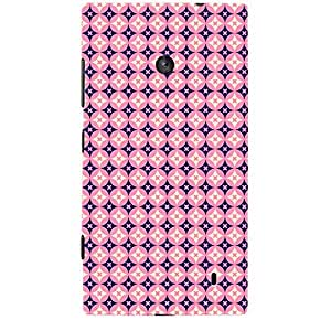 Skin4Gadgets ABSTRACT PATTERN 212 Phone Skin STICKER for NOKIA LUMIA 525