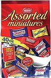 Nestle Assorted Miniatures Bag, 40 oz.