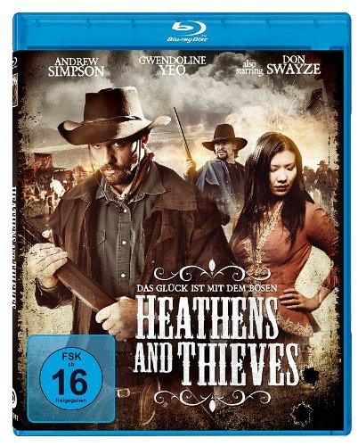 Heathens and Thieves - Das Glück ist mit dem Bösen [Blu-ray]
