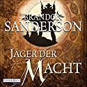 Jäger der Macht (Mistborn 4) Audiobook by Brandon Sanderson Narrated by Detlef Bierstedt