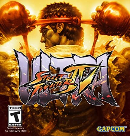 Ultra Street Fighter IV [Online Game Code]