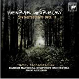 Gorecki: Symphony No. 3 'Symphony of Sorrowful Songs'