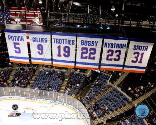 Nassau Coliseum New York Islanders NHL Photo 8x10 #3