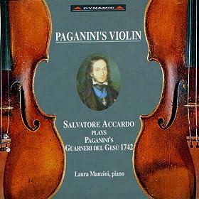 Violin Recital: Accardo, Salvatore