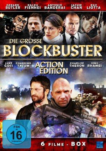 Die große Blockbuster Action Edition [6 Action-Filme auf 2 DVD's]
