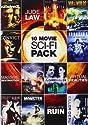 10-Movie Sci-Fi Pack (2 Discos) (Full) [DVD]